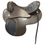 Fusion - Western/English Hybrid Saddle